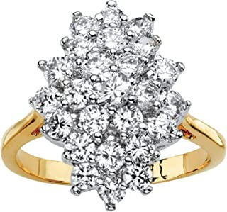 Best marquise cluster ring Reviews