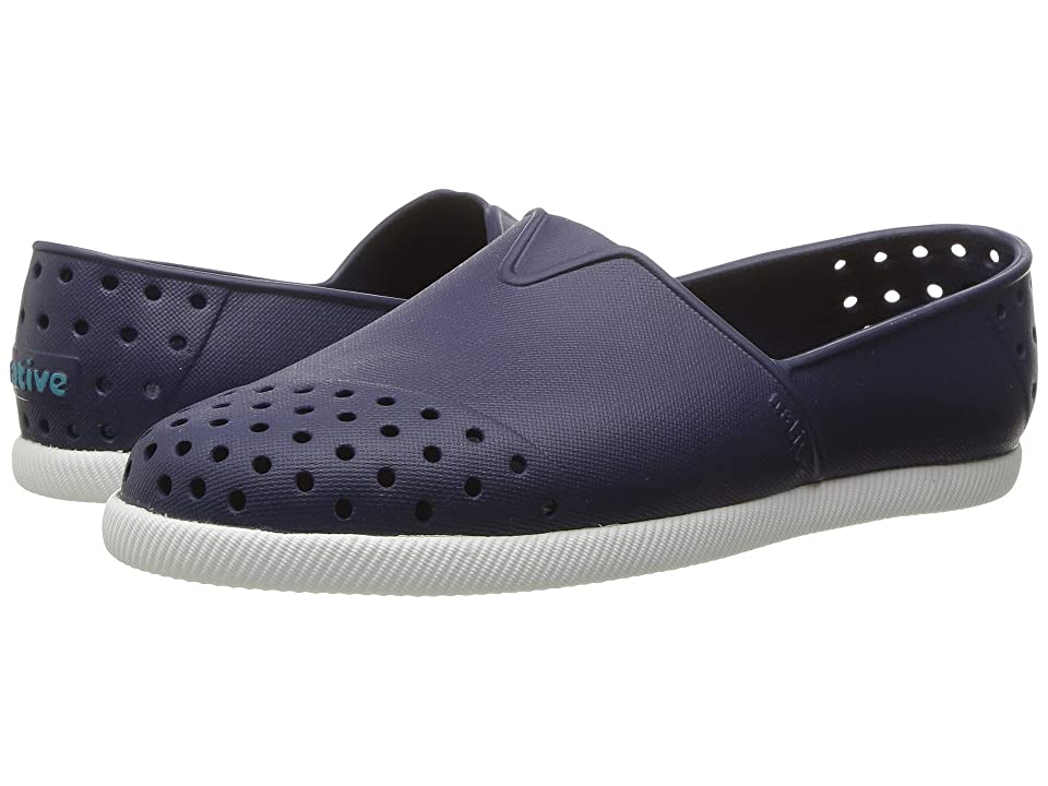 Native Kids Shoes Verona (Little Kid) (Regatta Blue/Shell White) Kid