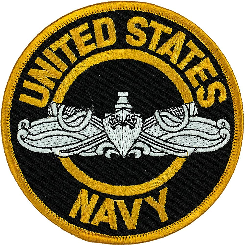 Surface Warfare Enlisted Full Phoenix depot Mall Color Patch