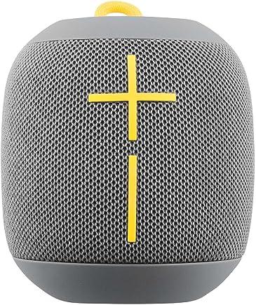 Logitech Ultimate Ears WONDERBOOM Super Portable Waterproof Bluetooth Speaker - Stone Grey(Renewed)