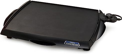 Presto 07046 Tilt 'n Drain Big Griddle Cool-Touch Electric Griddle