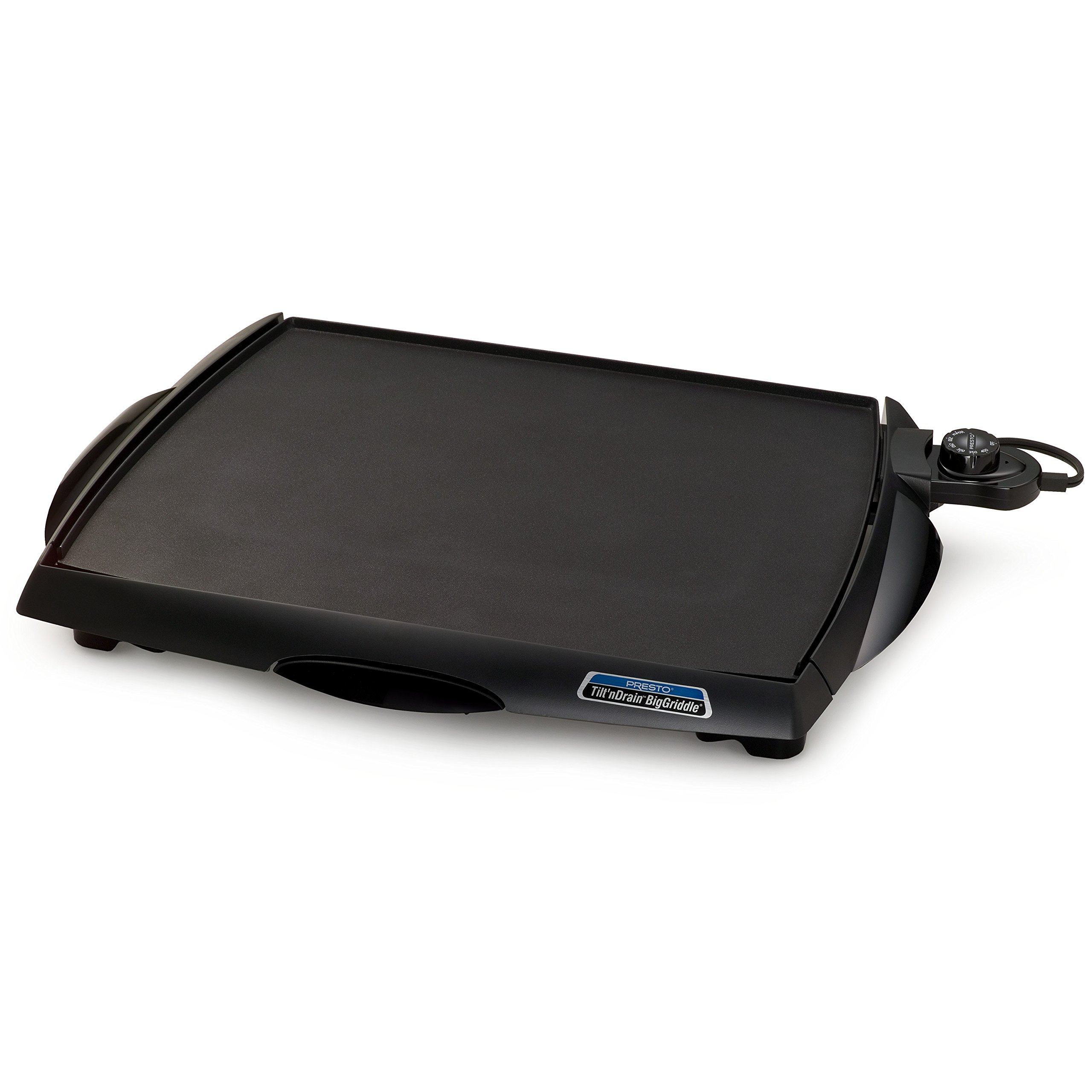 Presto 07046 Griddle Cool Touch Electric