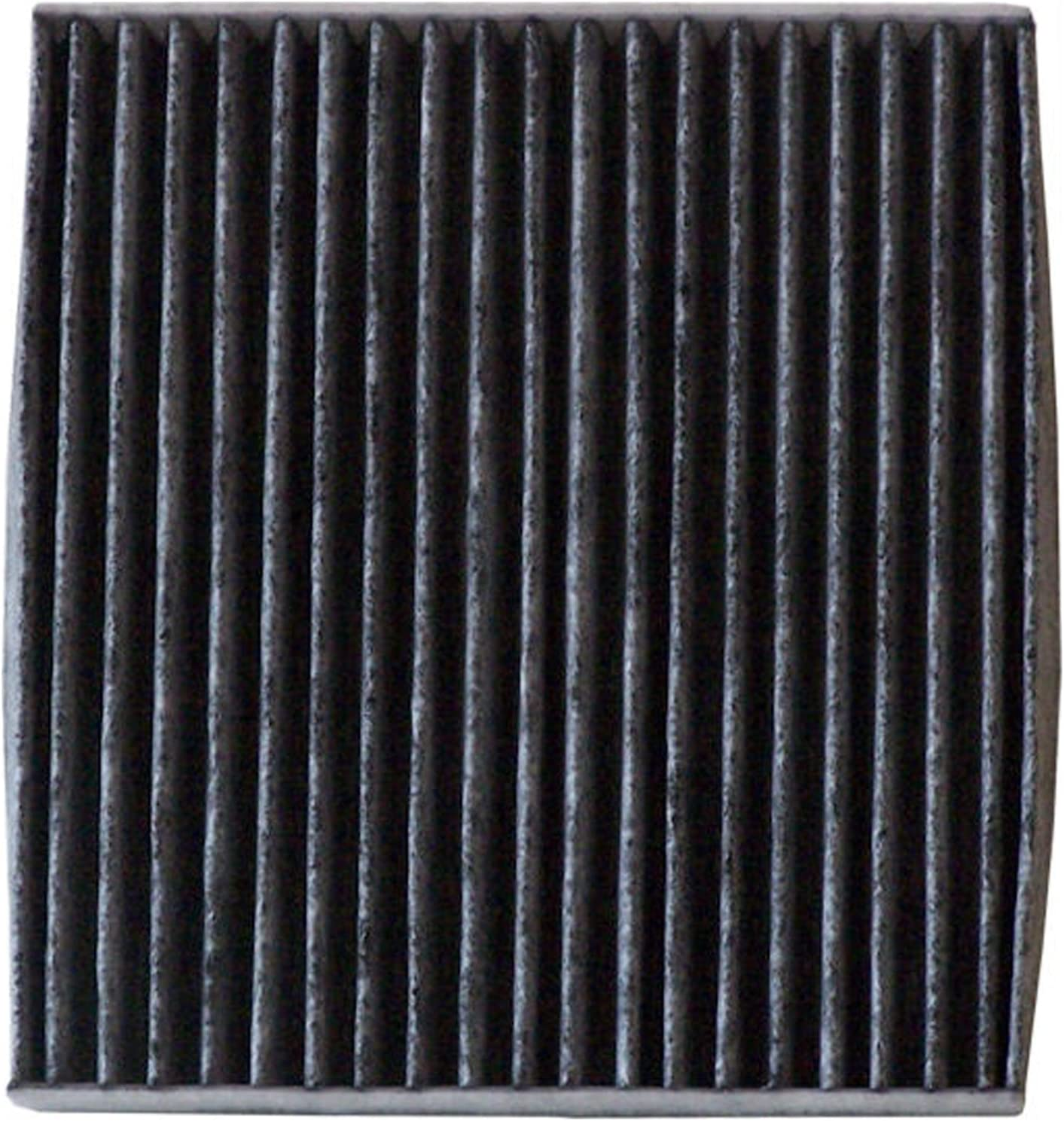 Luber-finer CAF1816C-6PK safety Oakland Mall Cabin Air Filter Pack 6