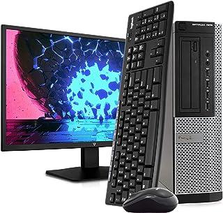 "Dell OptiPlex 7010 Desktop PC Computer, Intel i5-3470 3.2GHz, 16GB RAM, 2TB HDD, Windows 10 Pro, New 23.6"" FHD LED Monitor..."