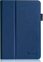 "Fintie Folio Case for Kindle Fire HD 7"" (2013 Old Model) - Slim Fit Folio Case with Auto Sleep / Wake Feature (will only fit Amazon Kindle Fire HD 7, Previous Generation - 3rd), Navy"