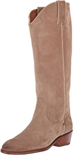 FRYE Women's Carson Pull on Western Boot