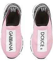 Dolce & Gabbana Kids - Jersey Slip-On Sneaker (Toddler/Little Kid)