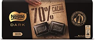 Nestlé Extrafino Chocolate negro - Tableta de Chocolate - 25x120g