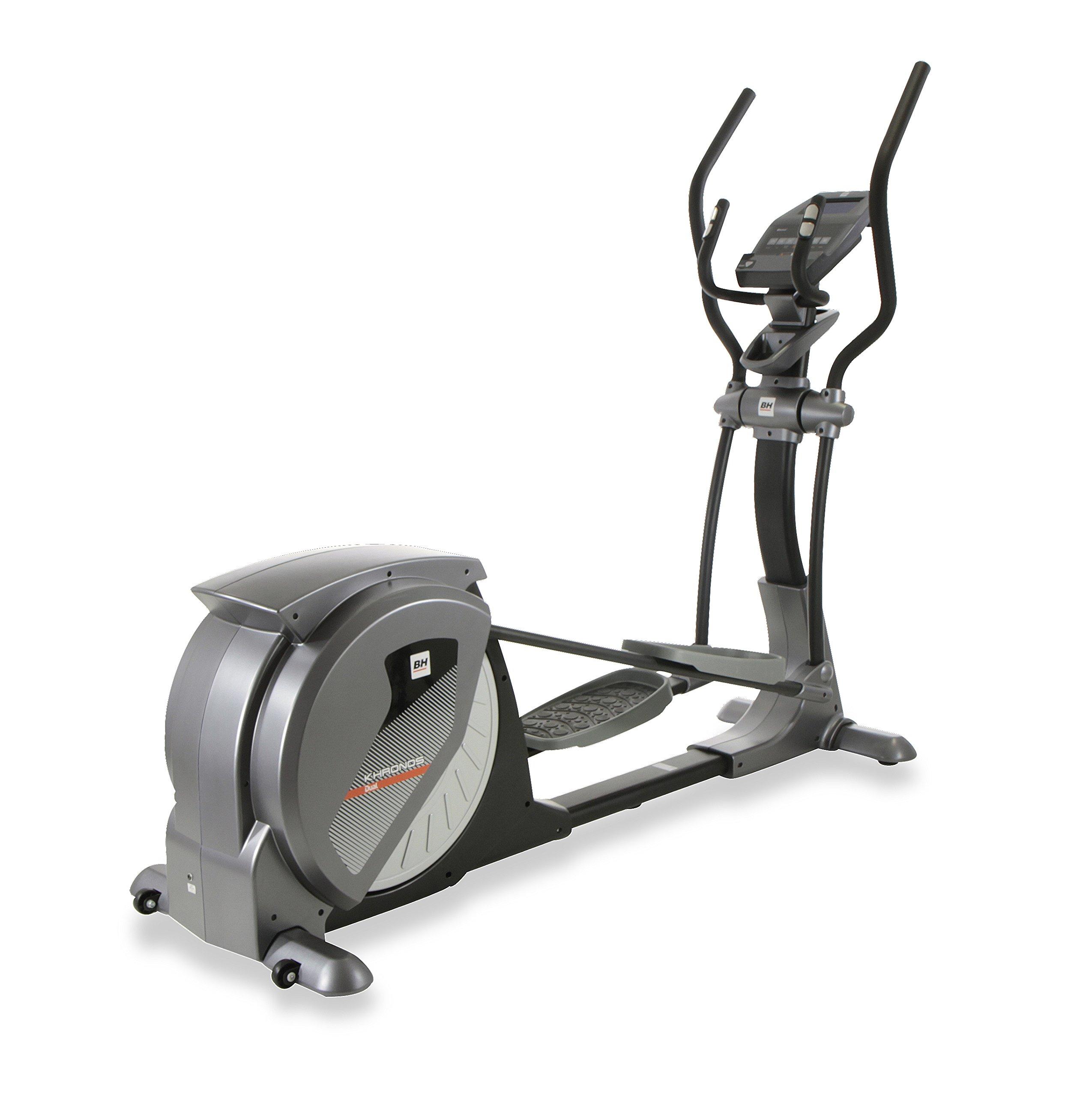 BH Fitness KHRONOS DUAL G2487 bicicleta elíptica crosstrainer ...