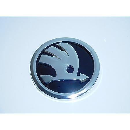 20pcs Car Styling Mittlerer Frontgrill Heckkoffer Embleme Ersatz Logo Aufkleber Für S Koda Octavia Vorne Und Hinten Matte Black Alle Produkte