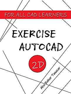 Exercise Autocad 2D (Exercise 2D For All CAD Learners)