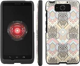[ArmorXtreme] Case for Motorola Droid MAXX (XT1080M) / Droid Ultra (XT1080) [Designer Image Shell Hard Cover Case] - [Owl Pattern]