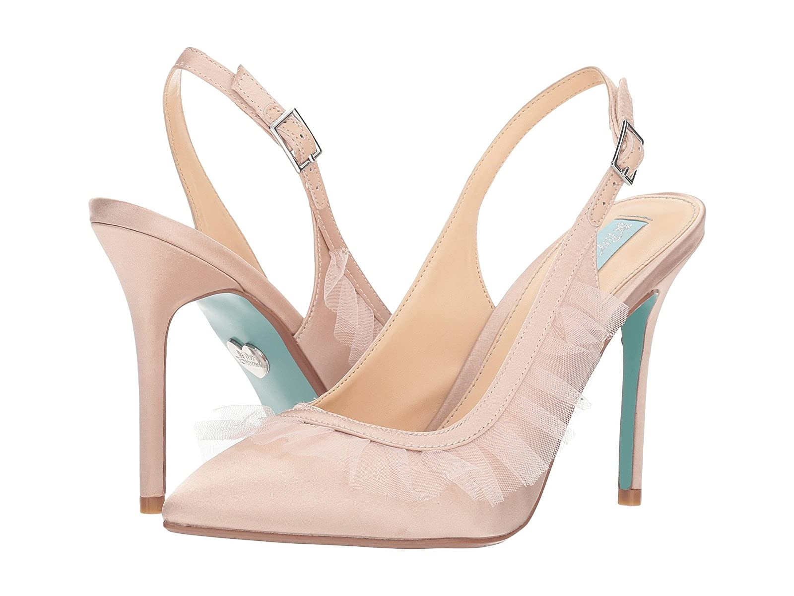 Blue by Betsey Johnson MiaAtmospheric grades have affordable shoes