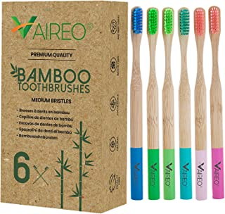Best bamboo herb toothbrush Reviews