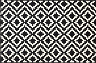 wash+dry Kalmar Doormat Washable Interior 115 x 175 cm