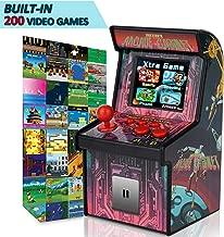 GBD Kids Mini Retro Arcade Game Cabinet Machine 200 Classic Handheld Video Games 2.5