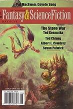 The Magazine of Fantasy & Science Fiction May/June 2016 (The Magazine of Fantasy & Science Fiction Book 130)