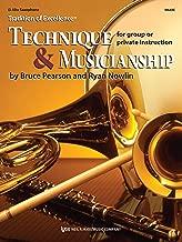 W64XE - Tradition of Excellence Technique & Musicianship - Eb Alto Saxophone