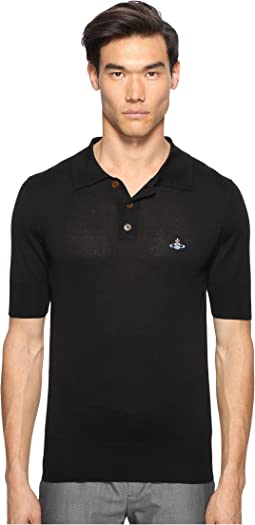 Classic Knit Polo