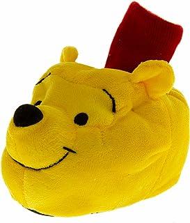 399df6dd55a91 Chaussons fantaisie pour filles garçons petits enfants Disney Winnie  l Ourson taille 36-38