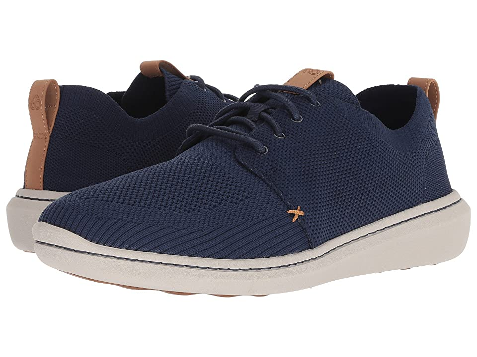 Clarks Step Urban Mix (Navy Textile Knit) Men