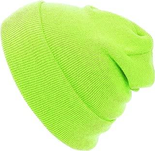 long knit cap