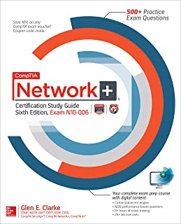 CompTIA Network+ Certification Study Guide, Sixth Edition (Exam N10-006) (Certification Press)