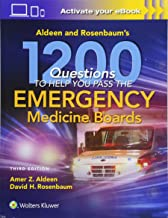 Best 1200 questions emergency medicine Reviews
