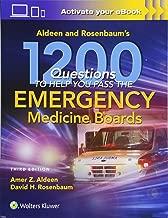 Best 1200 questions emergency medicine Reviews