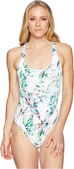 Capri Minimalist One-Piece