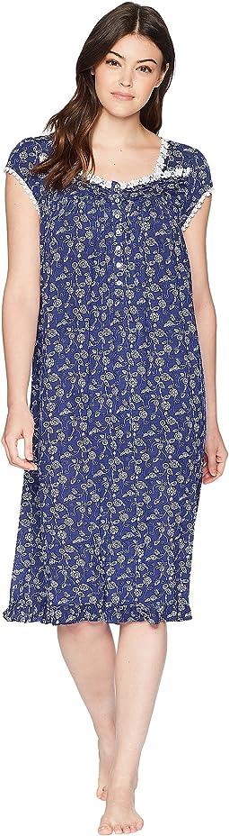 Eileen West - Waltz Nightgown Cap Sleeve