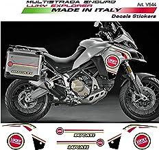 Ducati Multistrada 1200// S//Enduro SW-MOTECH 557-023 Handguard Security Bar Kit Black 15-