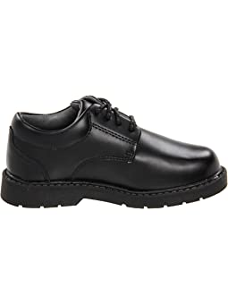 Boy's School Uniform Shoes + FREE