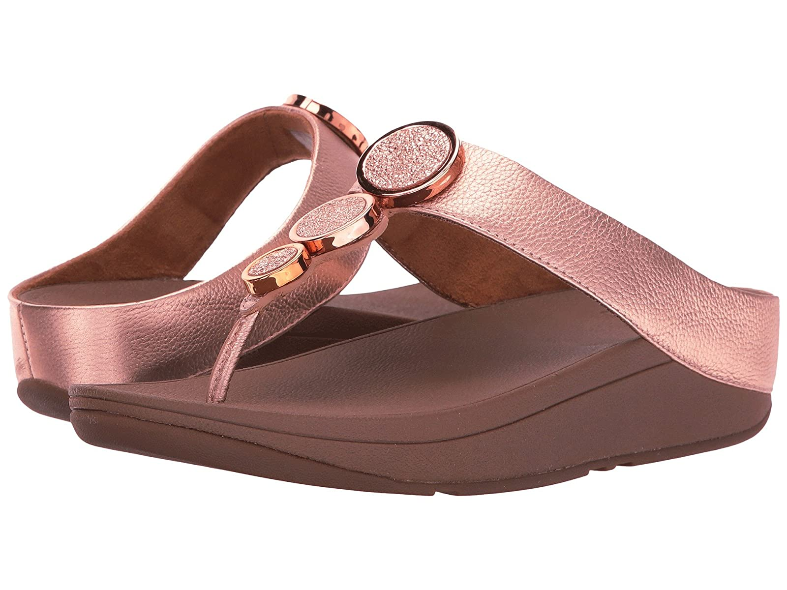 FitFlop Halo Toe Thong SandalsAtmospheric grades have affordable shoes