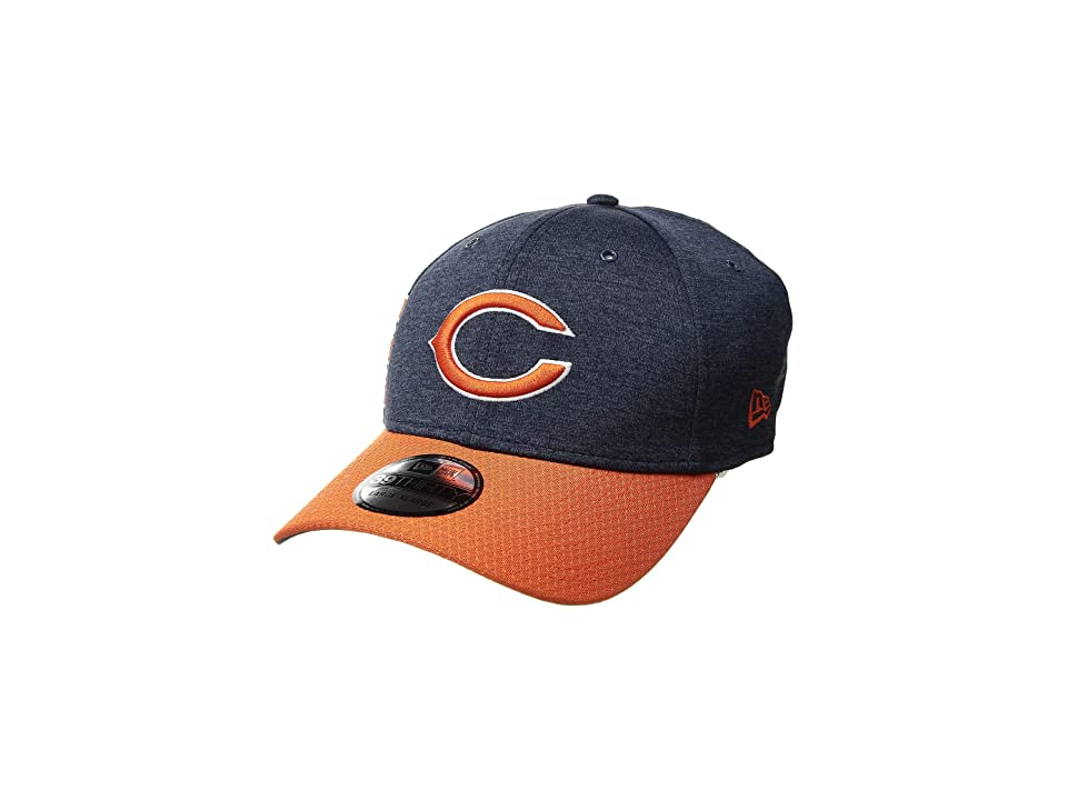 New Era - New Era 39Thirty Official Sideline Home Stretch Fit - Chicago Bears