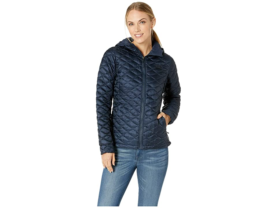 The North Face ThermoBalltm Hoodie (Urban Navy) Women