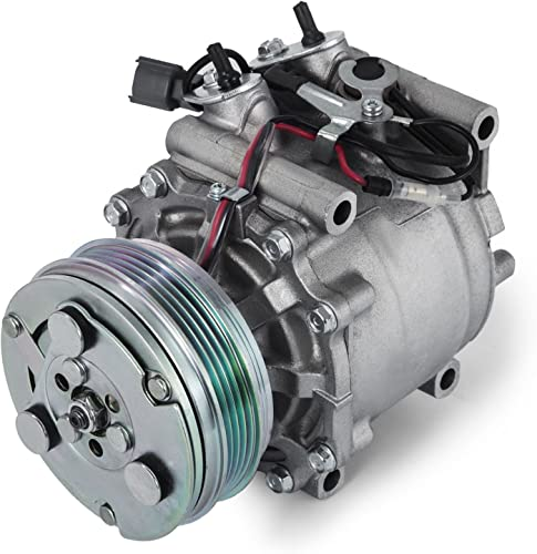 popular Mophorn CO 3057AC (38810-P2F-A01) Universal Air Conditioner AC Compressor for 94-00 Honda Civic 97-01 lowest CR-V 1.6L A/C outlet sale Compressor 77560 78560 outlet sale