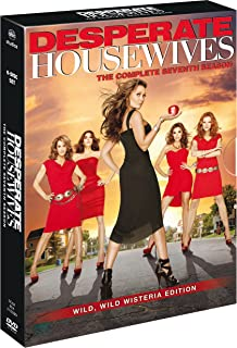 Desperate Housewives : The Complete Seventh Season | DVD | Arabic Subtitle Included | Rare Rotana Edition