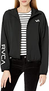 RVCA Women's YOGGER Jacket