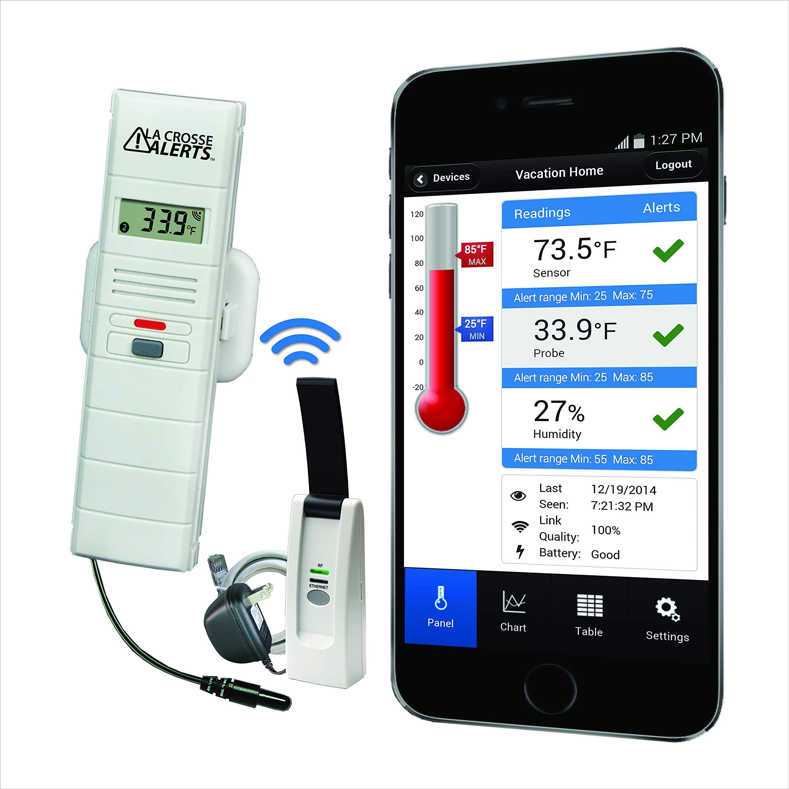 Crosse Alerts 926 25101 GP Wireless Monitor