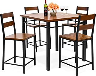 Best butcher block table with chairs Reviews