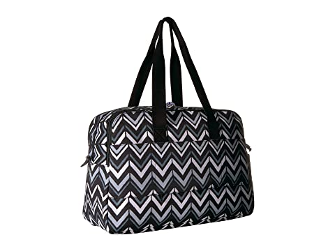 Bradley Bolsa Up Weekender viaje Vera Chevron Lotus de Lighten 1wgdEIq