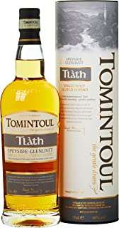Tomintoul Tlàth in Geschenkverpackung Single Malt Whisky 1 x 0.7 l