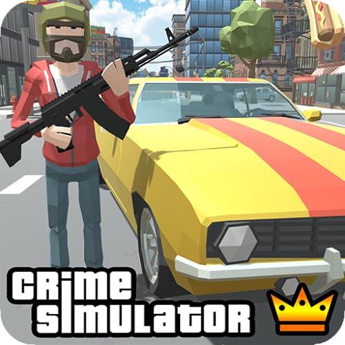Crime Simulator Real Gangster 3D
