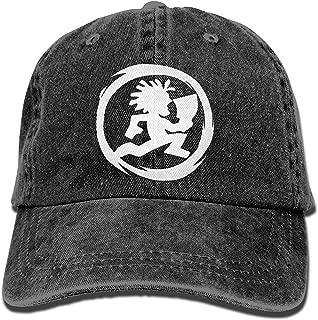 Hatchetman Adult Cowboy Hat Fashion Print Washed Denim Cap Casual Sport