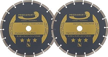 PRODIAMANT Professional Diamond Drill bit Tile//Porcelain Stoneware 80 mm x M14 PDX855.800 80mm Suitable for Angle Grinders