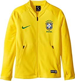 Dry Brasil Anthem Soccer Jacket (Little Kids/Big Kids)