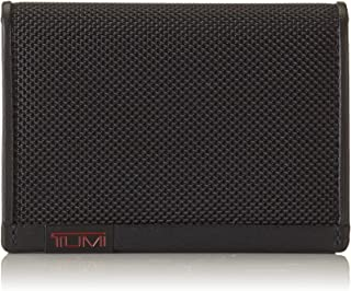 Tumi Men's Alpha Gusseted Card Case with Id