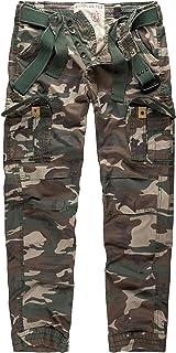 Surplus Premium Trousers Slimmy, Woodland, Size XL