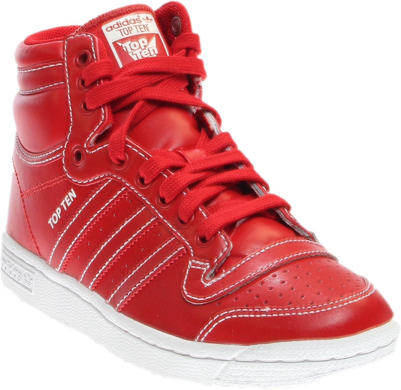 Adidas ORIGINALS Top Ten Hi J Basketball shoes (Big Kid)